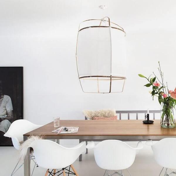 5 combinaciones de mesa y sillas de comedor que siempre funcionan