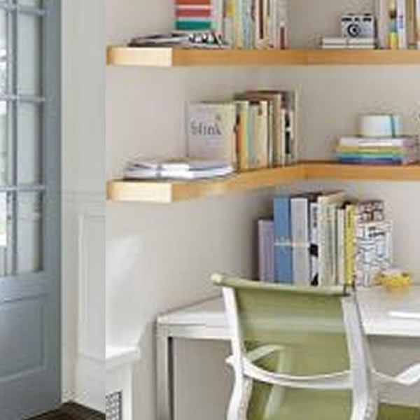 7 claves de la oficina perfecta en casa