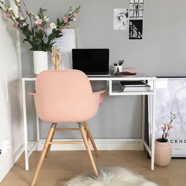 Diseñar espacios de trabajo con estilo en casa