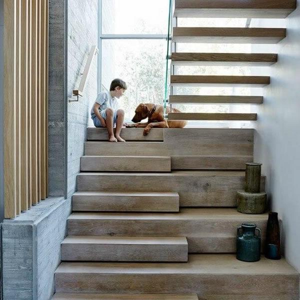 Tipos y estilos de escaleras para todos los gustos