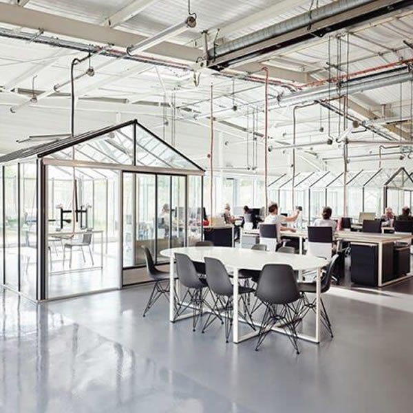 Diseño de oficinas y covid